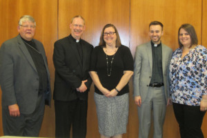 Candidates and Vicar - CTSFW