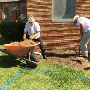 Landscaping - St. Paul's Foley 2