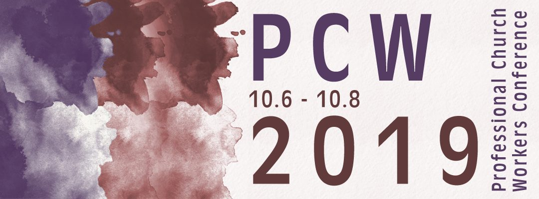 Professional Church Workers Conference 2019 (1080 x 400) (07-18-19)